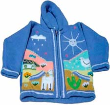 Image result for Alpaca Blend Children Cardigan