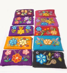 Hot Prices Peruvian Andean Wool Purse